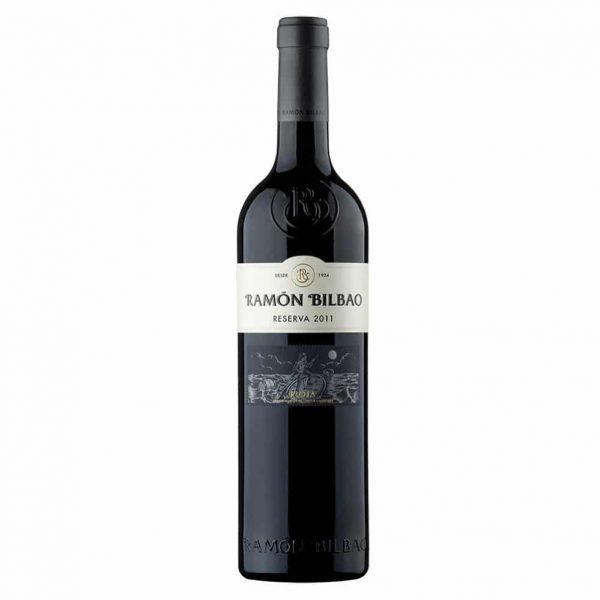 Vino Ramón Bilbao Reserva